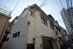 兵庫県神戸市中央区小野柄通3丁目の賃貸アパートの外観