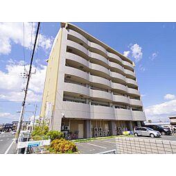 奈良県大和郡山市小泉町東1丁目の賃貸マンションの外観