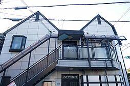 メロディーハイム小阪[1A号室]の外観