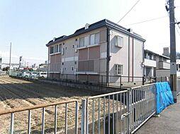 大阪府堺市西区鳳北町3丁の賃貸アパートの外観