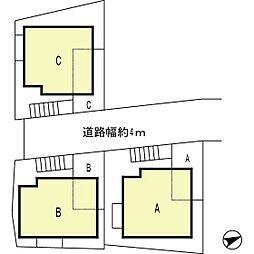 [テラスハウス] 大阪府豊中市東泉丘 の賃貸【/】の外観