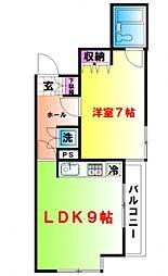 新中野駅 11.7万円
