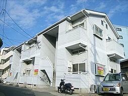 シャイナハイムA[2階]の外観