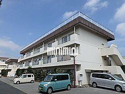 竹林マンション2[3階]の外観