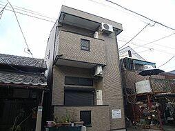 ピュア箱崎七番館[1階]の外観