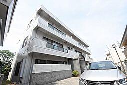 兵庫県宝塚市中山寺1丁目の賃貸マンションの外観