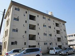 サンフラワーマンション[3階]の外観
