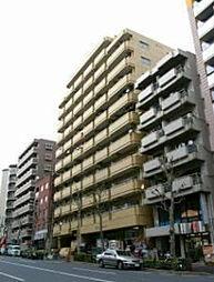 東京都目黒区大橋1丁目の賃貸マンションの外観