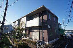 プレミールB[2階]の外観