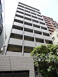 プラトー東心斎橋[4階]の外観