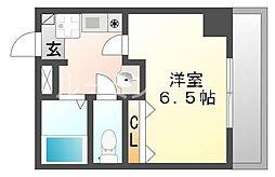ニュープレジデント藤澤[2階]の間取り