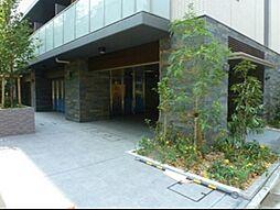 パークハビオ赤坂[607号室]の外観