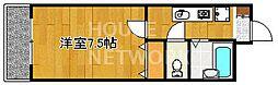 ベルコート96[506号室号室]の間取り