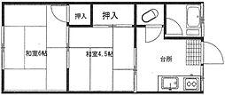 不動前駅 6.2万円