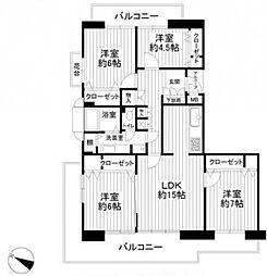 2世帯でも暮らせるマンション〜1階で眺望のを楽しむ〜 106