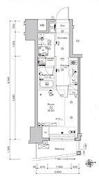 シーフォルム学習院下[9階]の間取り
