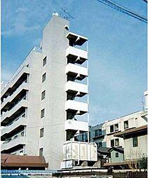 調布セントラルアパート[702号室]の外観