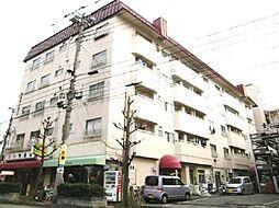 本田マンション[4階]の外観