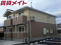 三重県四日市市日永東3丁目の賃貸アパートの外観