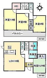 奈良県生駒市新旭ケ丘