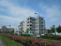 東京都八王子市みなみ野2丁目の賃貸マンションの外観
