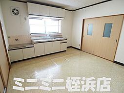 結城アパート[5号室]の外観