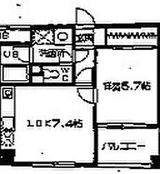 矢場町駅 6.2万円