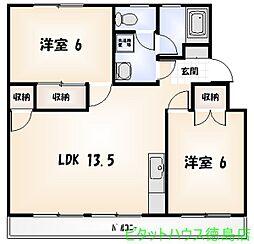 HS[7-309号室]の間取り