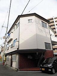第2富士屋マンション[1階]の外観