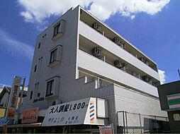 メルローズ松山[3階]の外観