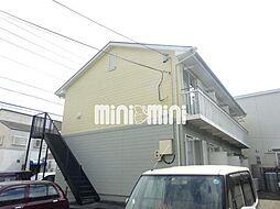 エスティーム西岩田[2階]の外観