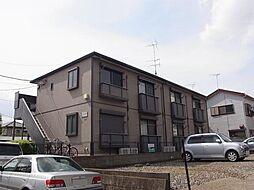 ソレイユ勝田台[2階]の外観