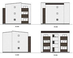 兵庫県神戸市長田区久保町8丁目の賃貸アパートの外観