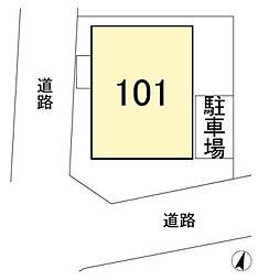 [一戸建] 埼玉県草加市草加 の賃貸【/】の外観