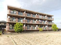 ティーグルアヴァンセ[2階]の外観