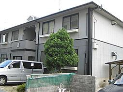 大阪府寝屋川市東神田町の賃貸アパートの外観