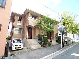 阪急神戸本線 六甲駅 徒歩4分の賃貸アパート