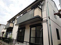 カルティエ弐番館 B棟[2階]の外観