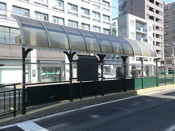 札幌市電「行啓...