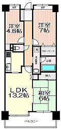西所沢ガーデンハウス 2階部分