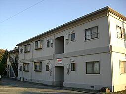 東海台ハイツ[101号室]の外観
