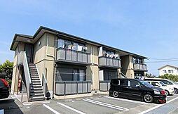 静岡県富士市富士岡の賃貸アパートの外観