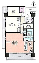 ルネマークプレミア成田ニュータウン・8階