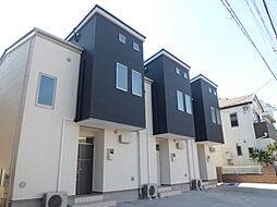 神奈川県横浜市港北区新吉田東7丁目の賃貸アパートの外観