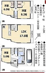 京成曳舟駅 4,680万円