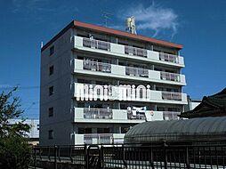 IBハイツ[1階]の外観