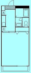 ロイヤルオークラ[2階]の間取り