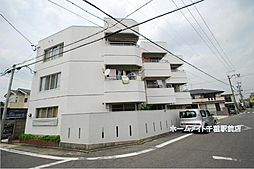 メゾン赤坂[3階]の外観