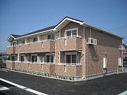 三重県鈴鹿市住吉2丁目の賃貸アパートの外観
