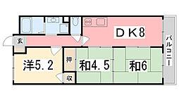 英賀保駅 5.5万円